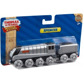 Trenino Thomas, Veicolo Spencer Large, Fisher Price/Mattel Y4074