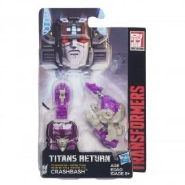 Transformers Generations Titan Masters Crashbash B4697-B4700 di Hasbro