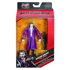 Suicide Squad - Figurina Dc Comics Multiverse  Joker di Mattel DNV38