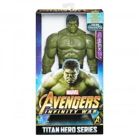 Marvel Avengers Infinity War Hulk  30 cm, Action Figure Hasbro E0571EU4