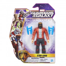 Guardiani della Galassia Vol. 2 - Star Lord 15cm Action Figura B6663
