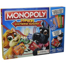 Monopoly Junior Electronic Banking, Gioco in Scatola di Hasbro Gaming