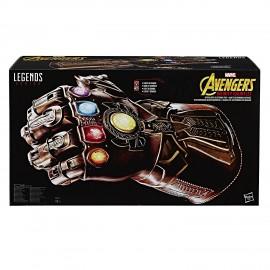 Marvel Legends Series Guanto dell'Infinito di Thanos, Elettronico di Hasbro E0491