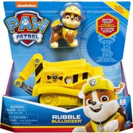 Paw Patrol Veicolo Ruspa di Rubble, Spin Master 6052310