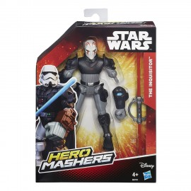 Hasbro B3772 - Star Wars Rebels - Hero Mashers - Inquisitore - Figurine Personnalisable 15 cm