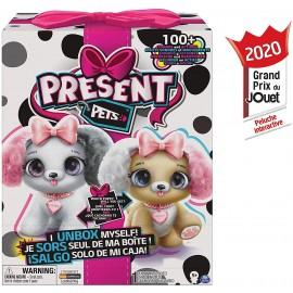 Present Pets Cucciolo interattivo Fancy di Spin Master