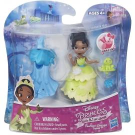 Principesse Disney Little Kingdom Tiana, Hasbro B5329-B5327