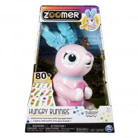 Zoomer SHREDDY Hungry Bunnies - coniglio interattivo di Spin Master