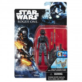 Star Wars Rogue One:Imperial Ground Crew 9.5cm figura di azione B7279-B7072