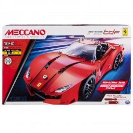 Meccano 6038187 - Auto Sportiva - Ferrari F12tdF, 271 pz.