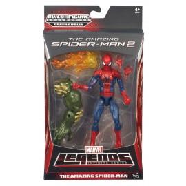 Spiderman 15 cm Marvel Legends Infinite Series A6656-A6655 di Hasbro