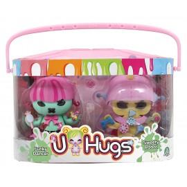 U-Hugs  - Bambola Robot e Dancer di Giochi Preziosi UHU16000