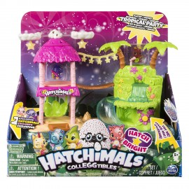 Hatchimals - Playset Tropical Party di Spin Master 6044052