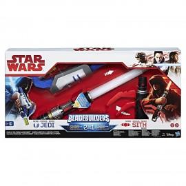 Star Wars -Lightsaber Spada Laser Elettronica 2-in-1 Jedi o Sith di Hasbro C1412