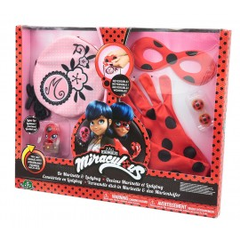 Miraculous Dress Up Marinette e Ladybug Giochi Preziosi MRA01000