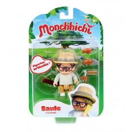 Monchhichi personaggio articolato Saule 7,5 cm