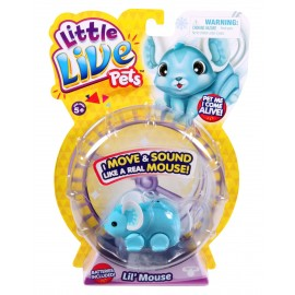 Little Live Pets Lil' Mouse topolitos - Chatter
