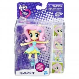 My Little Pony Equestria Girls Minis School Dance Fluttershy B7787-B4903 di Hasbro