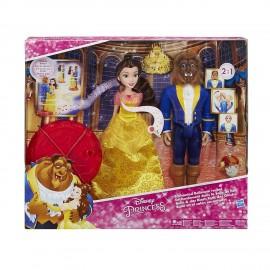 Disney Princess - Bella e la Bestia Magico Ballo C0543 di Hasbro