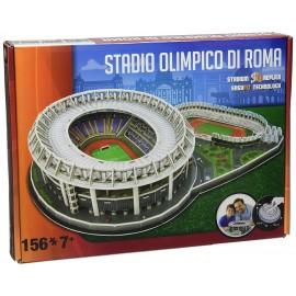 Nanostad Puzzle 3D, Stadio Olimpico Roma di Giochi Preziosi