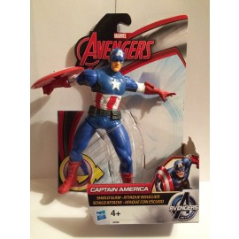 Marvel Avengers - Mighty Battlers Figures