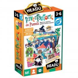 Headu Montessori Touch 2 pieces Puzzle The Sea Headu IT21925