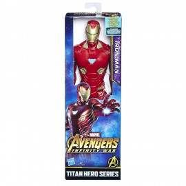 AVENGERS INFINITY WAR TITAN HERO IRON MAN DI HASBRO E0570