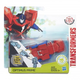 Transformers: Robots in Disguise 1-Step Changers Optimus Prime B6805-B0068