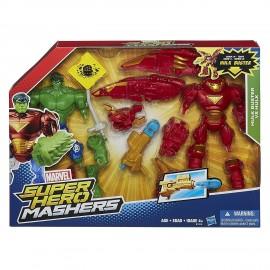 Marvel Super Hero Mashers Hulk buster vs Hulk Mash Pack
