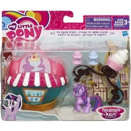 My Little Pony Fim Ice Cream Stand