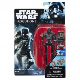 Star Wars Rogue One: A Star Wars Story K-2SO 9.5cm figura di azione B7277-B7072