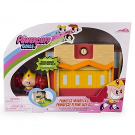 Powerpuff Girls 6028020 Powerpuff Girls - Princess Morbucks Schoolyard Scramble Playset by Power Puff Girls