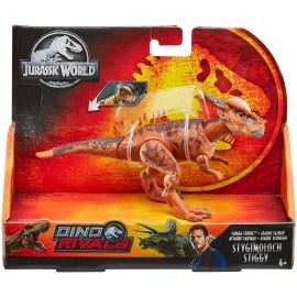 Jurrasic World Colpo Selvaggio Stygimoloch Stiggy Dinosauro Articolato, Mattel GCR56