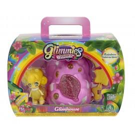 Giochi Preziosi - Glimmies Rainbow Friends Glimhouse, Cespuglio con Glimmies, Slowenne
