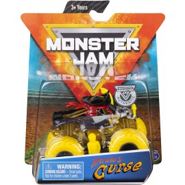 Monster Jam  - Truck Pirate's Curse in Scala 1:64