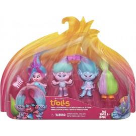 Trolls Poppy's Fashion Frenzy Set di HASBRO B6557-B7363