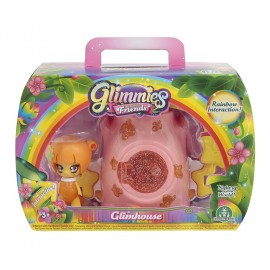 Giochi Preziosi - Glimmies Rainbow Friends Blister Singolo, Honeymia