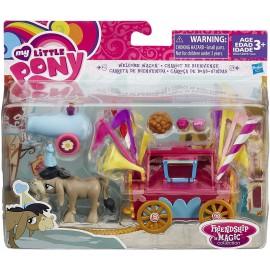 My Little Pony Fim Welcome Wagon