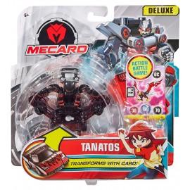 Mecard Tanatos Deluxe si trasforma con la carta di Mattel GBP73