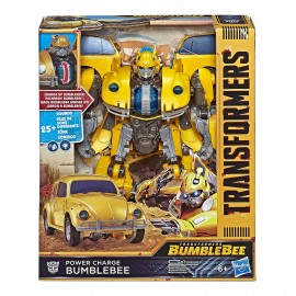 Transformers - Bumblebee Power Charge (Bumblebee Movie), Hasbro E0982