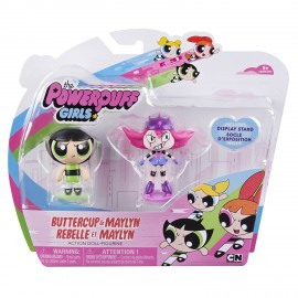 Powerpuff Girls 6028017 Powerpuff Girls -Il Superchicche Buttercup & Maylyn