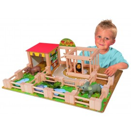 Simba 100004345 Eichhorn Zoo 22Pz Cm.36X51