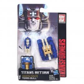 Transformers Generations Titan Masters Terri-bull B4697-B4699 di Hasbro