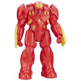 Avengers - Action Figures Hulkbuster, 30 cm (nuova versione 2017) B6496