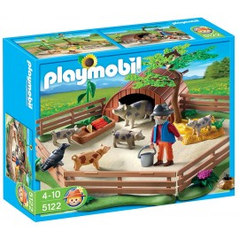 Recinto dei maiali di Playmobil 5122