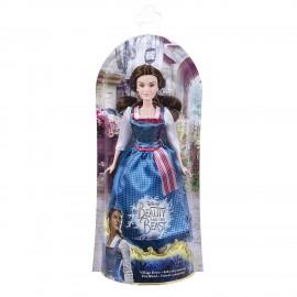 Disney Princess - Bambola La Bella e la Bestia con Vestito del Villaggio di Hasbro B9164EU40