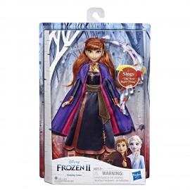 Disney Frozen 2 - Anna Cantante di Hasbro E6853-E5498