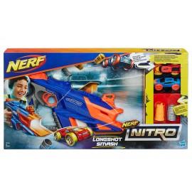 Nerf  Nitro Longshot Smash di Hasbro C0784
