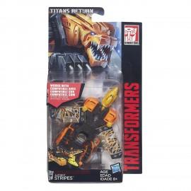 Transformers Generations Legends Titans Return- Stripes B7771-B5610 di Hasbro