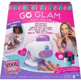 Cool Maker Go Glam Macchina Decora Unghie per Manicure E Pedicure, Spin Master 6054791